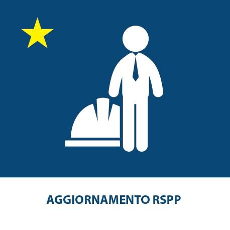 Aggiornamento RSPP (100 CFP Ingegneri) (28 CFP per Periti Industriali)