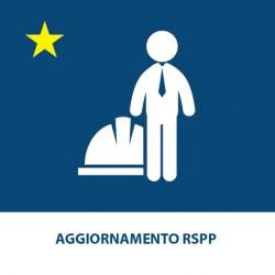 Aggiornamento RSPP (40 CFP Ingegneri) (28 CFP per Periti Industriali)