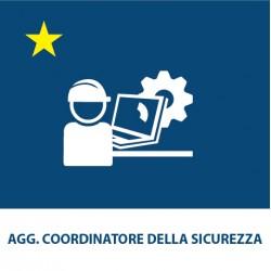 Agg. Coordinatore della Sicurezza – (40 CFP Ingegneri) (28 CFP per Periti Industriali)