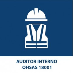 Internal Auditor OHSAS 18001