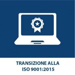 Transizione alla ISO 9001:2015