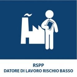 RSPP – Datore di lavoro R. Basso