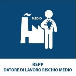 RSPP – Datore di lavoro R. Medio