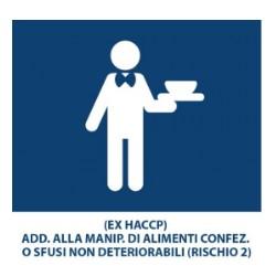 ALIMENTARISTA - Categoria B