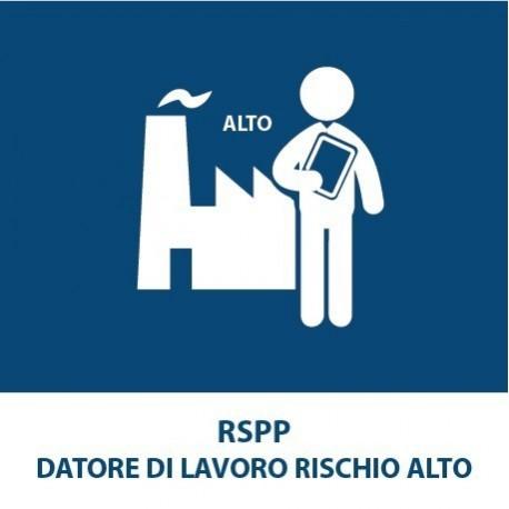 RSPP – Datore di lavoro R. Alto