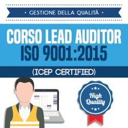 Lead Auiditor ISO 9001:2015