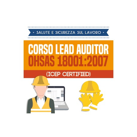 Lead Auiditor OHSAS 18001 : 2007