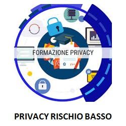 Privacy rischio Basso