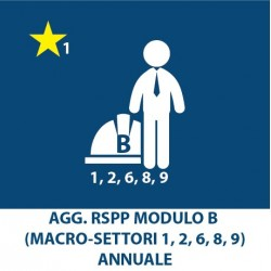 Agg. RSPP (1, 2, 6, 8, 9) – Annuale